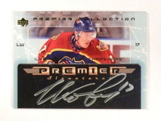 03-04 Upper Deck UD Premier Collection Ilya Kovalchuk autograph auto #PS-IK *463