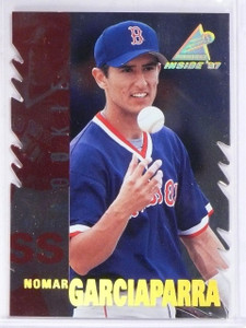 1997 Pinnacle Inside Diamond Edition Nomar Garciaparra #146  *61061