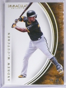 2016 Panini Immaculate Collection Andre McCutchen #D78/99 #27  *61236