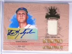2004 Diamond Kings Cut Collection Carl Yastrzemski autograph jersey #D6/8 *58367