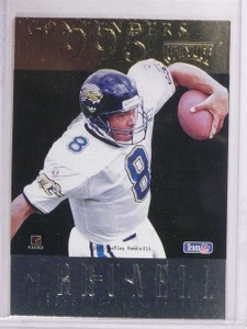 1995 Playoff Contenders Back-to-Back Boomer Esiason Mark Brunell #47 *62720