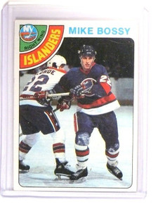 1978-79 Topps Mike Bossy RC Rookie #115 Vg-EX *47130