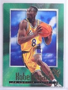 1996-97 E-X2000 Kobe Bryant Rookie RC #30 *65237
