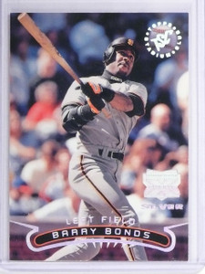 1996 Topps Stadium Club Extreme Players Silver Barry Bonds *64944