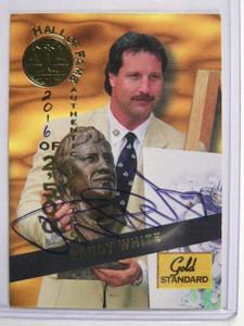 1994 Signature Rookies Gold Standard HOF Randy White auto autograph /2500 *24926