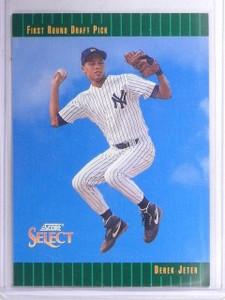1993 Score Select Derek Jeter Rookie RC #360 *60777