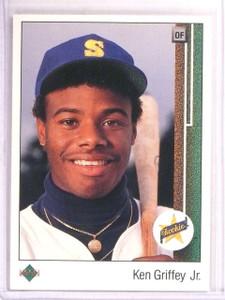 1989 Upper Deck Ken Griffey Jr. rc rookie #1 *67497