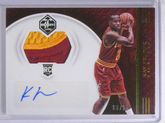 2016-17 Panini Limited Kay Felder Rookie Patch Autograph #D08/25 #108 *64099