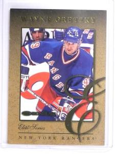 1997-98 Donruss Elite Inserts Wayne Gretzky #D0135/2500 #1 *64481