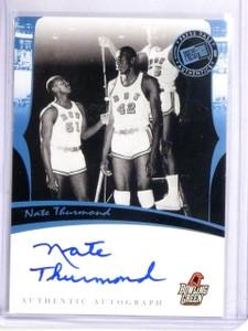 2006-07 Press Pass Legends Nate Thurmond Autograph Auto Signatures *56712