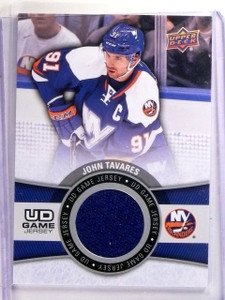 2015-16 Upper Deck Series 1 John Tavares UD Game Jersey #GJTA *54227