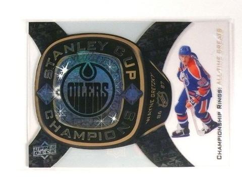 11-12 Black Diamond Championship Rings Greats Wayne Gretzky #ATG-14 *46238