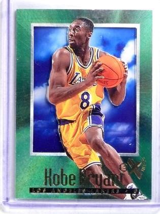 1996-97 EX 2000 E-X2000 Kobe Bryant rc rookie #30 *68271