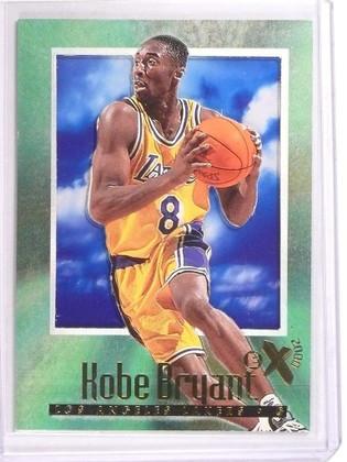 96-97 Fleer Skybox EX 2000 Kobe Bryant rc rookie #30 *50545
