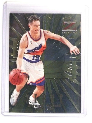 1996-97 Skybox Z-Force Steve Nash Zebut rookie #12of20 *46997