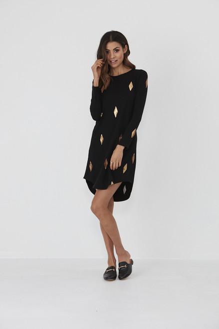 Cartel & Willow Dakota Sequin Dress