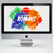 A Study Of Romans Bible Study Teaching Materials (Adult Edition)