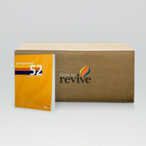Time to Revive New Testament Bible Case (64) + Project 52 Case (30) Bundle (Spanish Edition)
