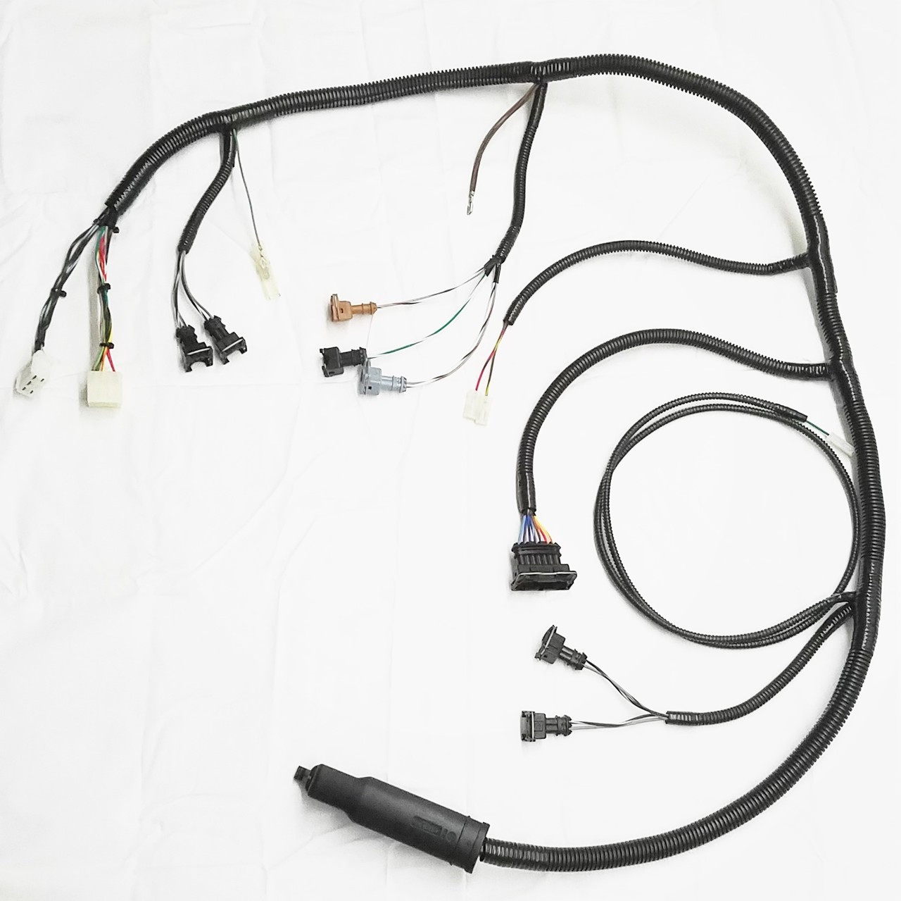 l jet fuel injection harness for vanagon kyle automotive specialties rh kyleautomotivespecialties com vanagon subaru wiring harness vanagon engine wiring harness