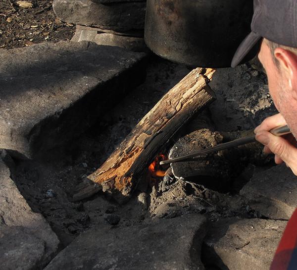 Campfire Bellows