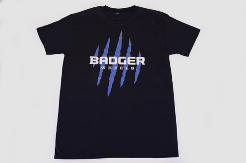 Badger branded T-Shirt made of soft cotton.