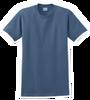 G2000B Indigo Youth T-Shirt Short Sleeve by Gildan