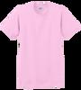G2000B Light Pink Youth T-Shirt Short Sleeve by Gildan
