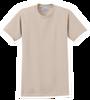 G2000B Sand Youth T-Shirt Short Sleeve by Gildan