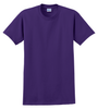 G2000B Purple Youth T-Shirt Short Sleeve by Gildan