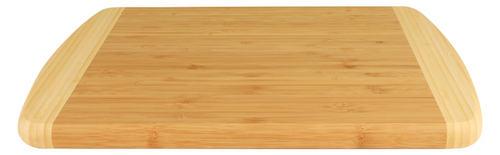 "CTB220 - 13 1/2"" x 11 1/2"" Bamboo 2-Tone Cutting Board"