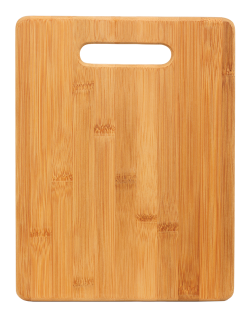 "CTB173 - 11 1/2"" x 8 3/4"" Bamboo Rectangle Cutting Board"