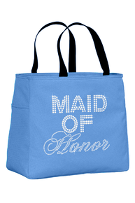 Big Bling Bridal Party Tote Bag