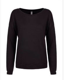 Custom Lightweight Long-Sleeve Slouchy