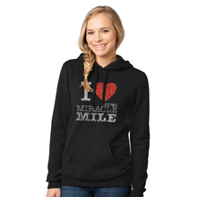 Miracle Mile Custom Print Pullover Hoodie