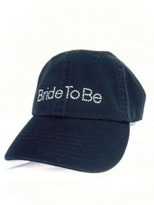 Bride to Be Hat in Choice of Colors