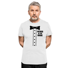 Father of the Bride Tuxedo T-Shirt