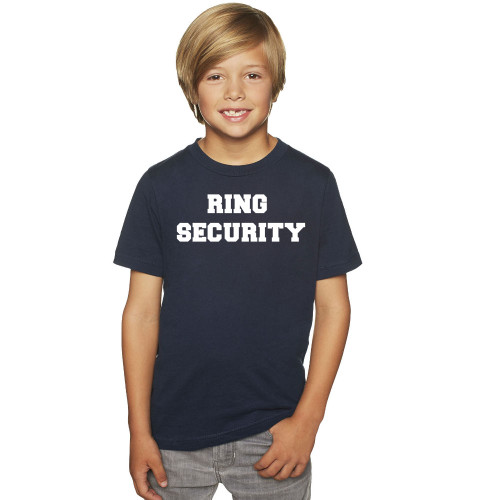Ring Security Youth T-Shirt