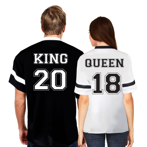 King and Queen Jersey