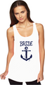 Nautical Themed Bridal Party Tank Tops