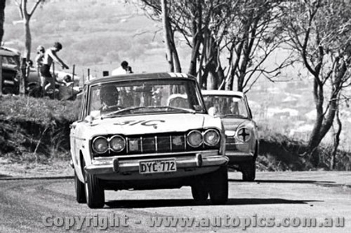 67757 - Carl Kennedy / Jack Murray Prince Skyline - Bathurst 1967