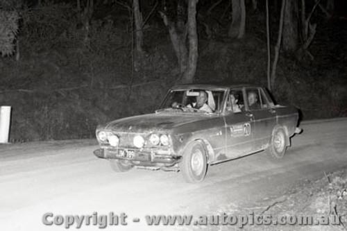 67803 - Jack Murray - Prince Skyline - Southern Cross Rally 1967 - Photographer Lance J Ruting