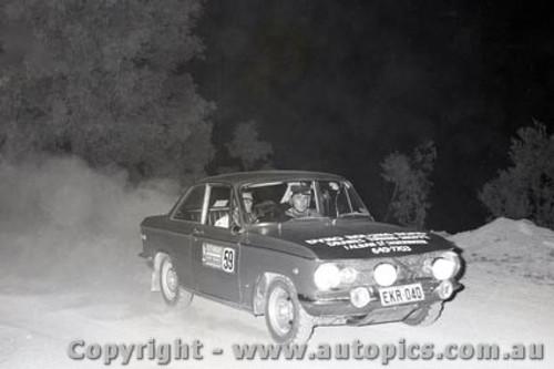 67807 - Lancia - Southern Cross Rally 1967 - Photographer Lance J Ruting
