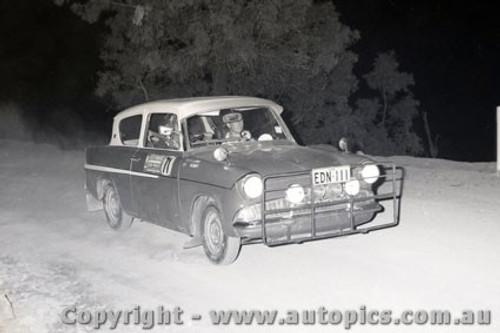 67808 - Anglia - Southern Cross Rally 1967 - Photographer Lance J Ruting