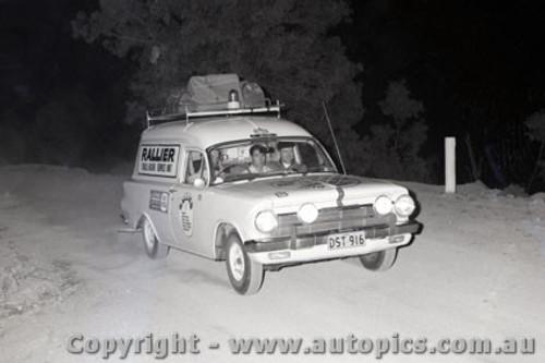67811 - Service Unit - Southern Cross Rally 1967 - Photographer Lance J Ruting