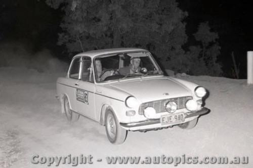 67815 - Jack Mullins - Diahatsu - Southern Cross Rally 1967 - Photographer Lance J Ruting