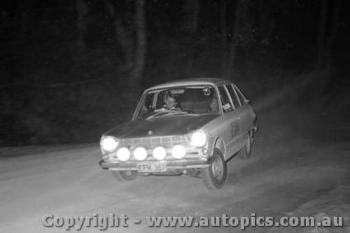 67818 -  Colin Bond - Mitsubishi Colt - Southern Cross Rally 1967 - Photographer Lance J Ruting
