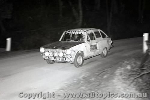 67819 -  Mitsubishi Colt - Southern Cross Rally 1967 - Photographer Lance J Ruting