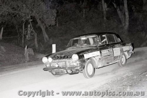 67820 - Gary Cooke Ford Cortina - Southern Cross Rally 1967 - Photographer Lance J Ruting