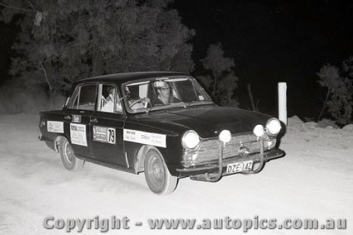 67821 - Gary Cooke Ford Cortina - Southern Cross Rally 1967 - Photographer Lance J Ruting