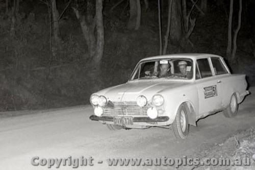 67825 - Ford Cortina - Southern Cross Rally 1967 - Photographer Lance J Ruting